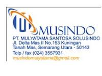 Lowongan Tenaga Produksi di PT. Mulyatama Santosa Solusindo - Semarang