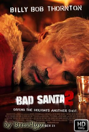 Un Santa No Tan Santo 2 [1080p] [Latino-Ingles] [MEGA]