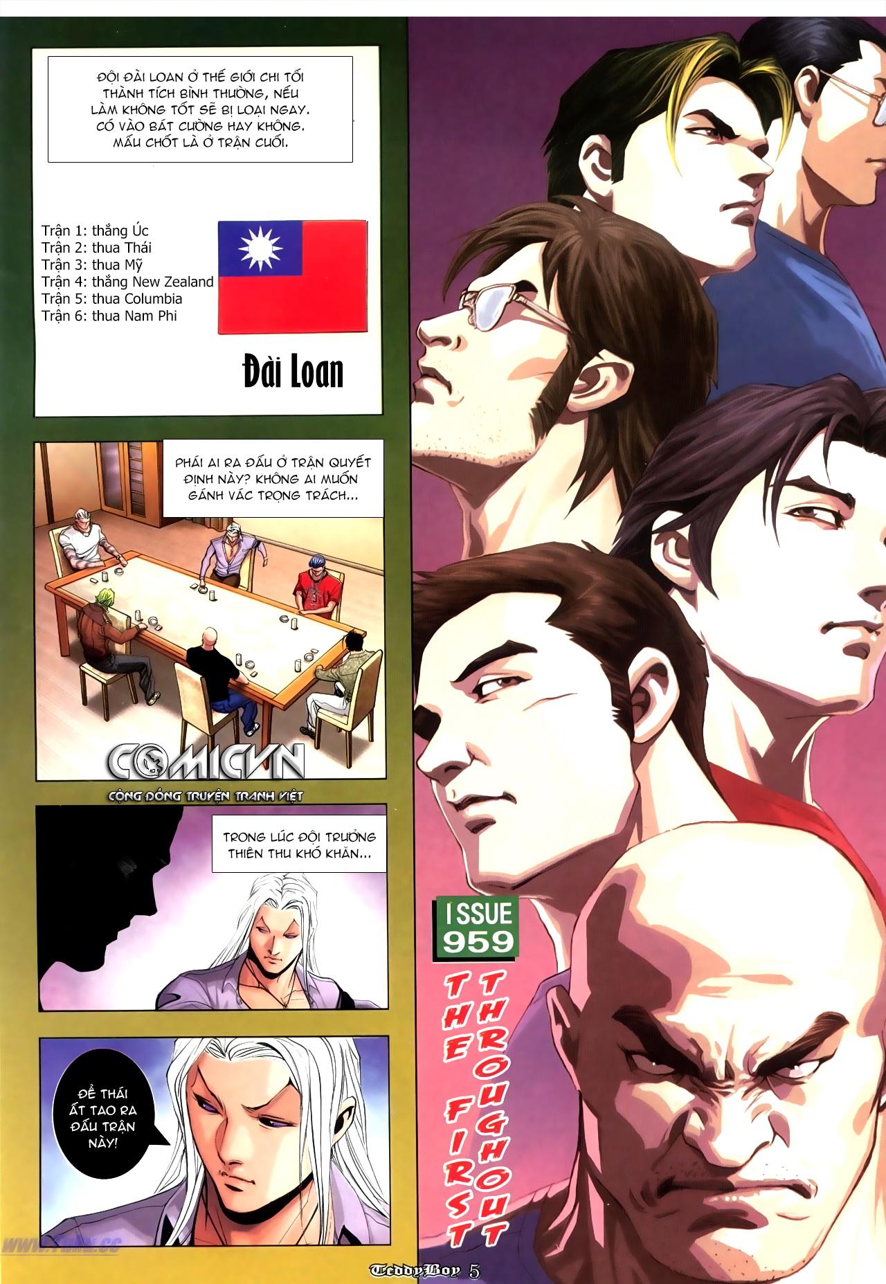 Người Trong Giang Hồ Chap 959 - Truyen.Chap.VN