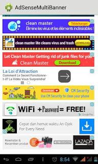 Download Adsense MultiBanner.Apk