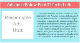 put-google-adsense-below-post-title-in content-left