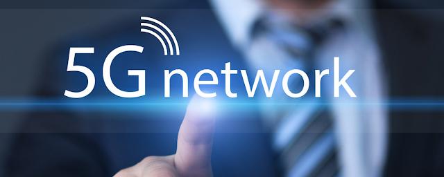 Internet Jaringan 5G segera diluncurkan, dengan kecepatan sampai 1 (Tera Byte per second)