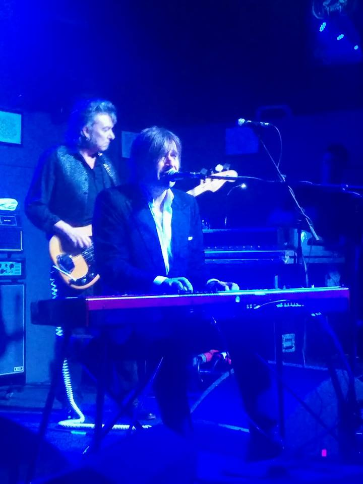 Justin Currie of Del Amitri