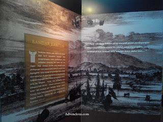 Kisah sejarah Bandar Banten di Museum Banten