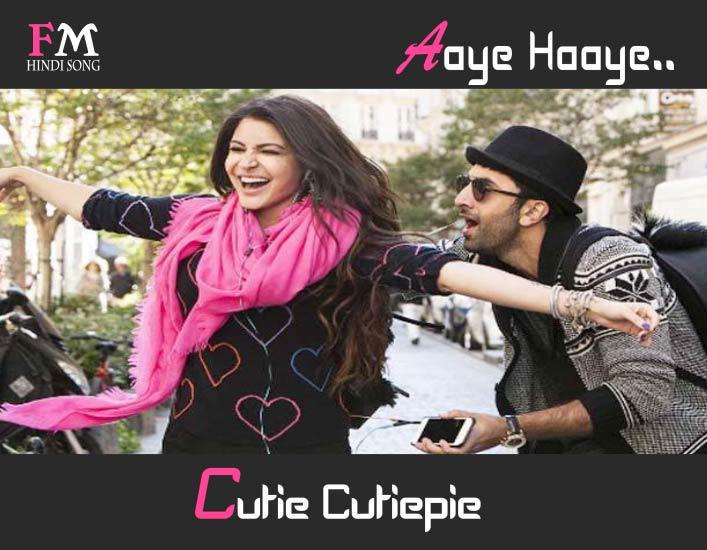 Cutiepie-Cutiepie-Ae-Dil-Hai-Mushkil-(2016)