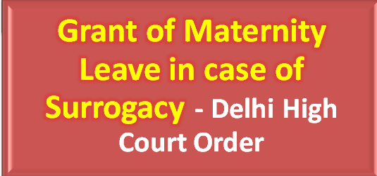 grant-of-maternity-leave-in-case-of-surrogacy-paramnews