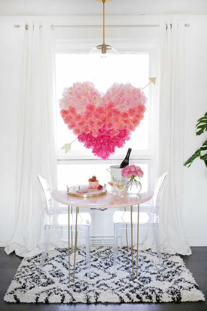 Valentine\'s Day: 6 Top Ideas To A Romantic Dinner At Home - Wishing ...