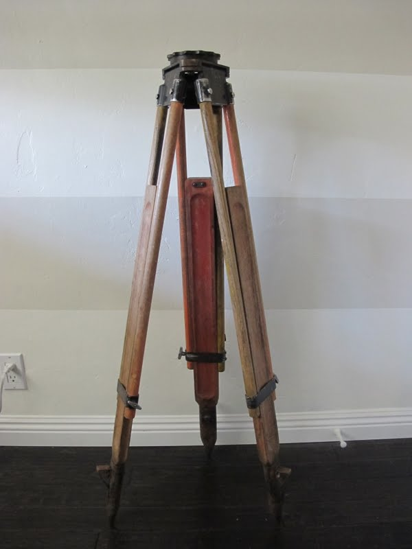 How To Make A DIY Tripod Lamp