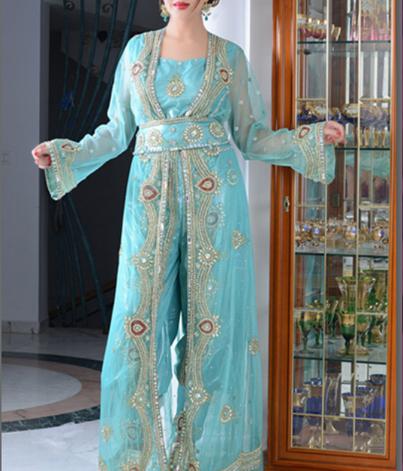vente caftan marocain pas cher accessoires caftan mariage pakistani fashion collection online. Black Bedroom Furniture Sets. Home Design Ideas