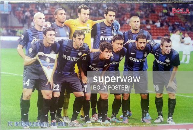 Team FC Internazionale Milano 2012