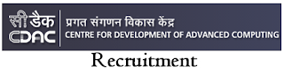 CDAC Recruitment 2018 Apply Online