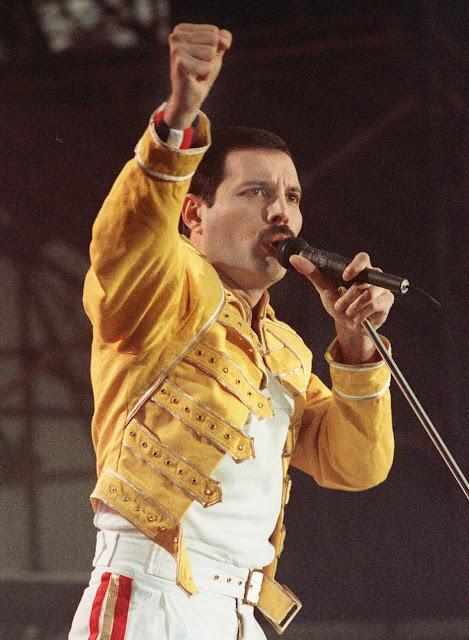 Freddie Mercury (1986)