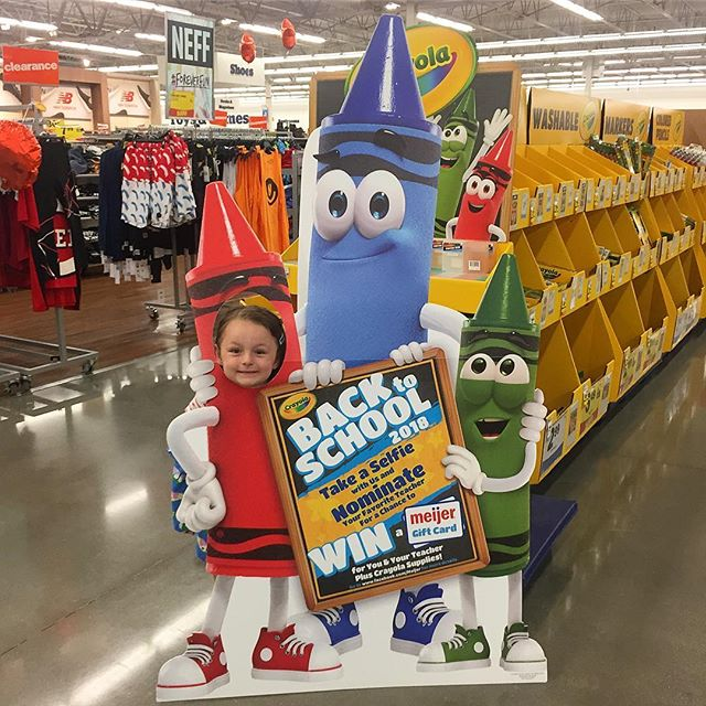 80365158e89 We got out and about to get her school supplies. It was so much fun!! She  was THRILLED to hand select every item and the store was basically empty  during ...