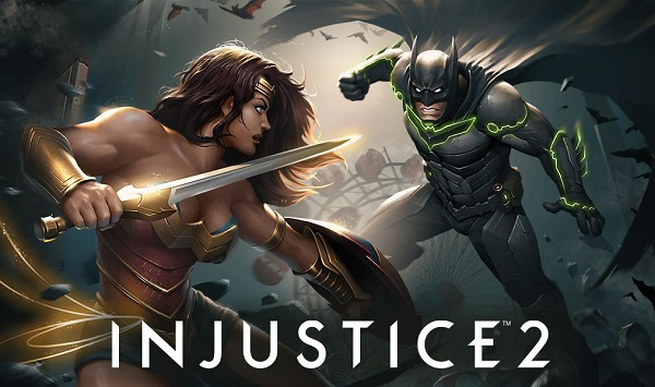 Download Injustice 2 Apk Data Game