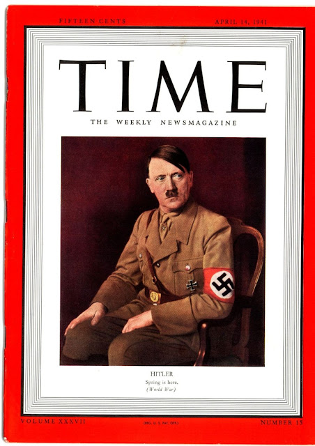 14 February 1941 worldwartwo.filminspector.com Time Magazine Adolf Hitler
