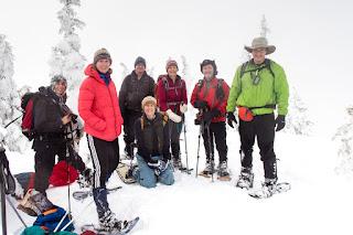 Summit of Mount Allan Brooks