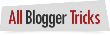 Blogger Widgets and HTML Templates - All Blogger Tricks
