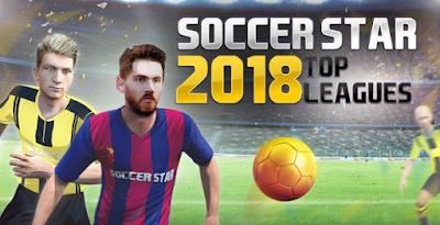 Soccer Stars Top Leagues Mod Apk (Unlimited Money)