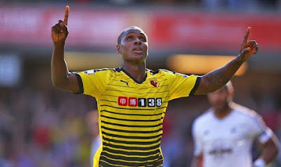 Odion Ighalo salary news