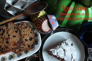 Love Cake logo