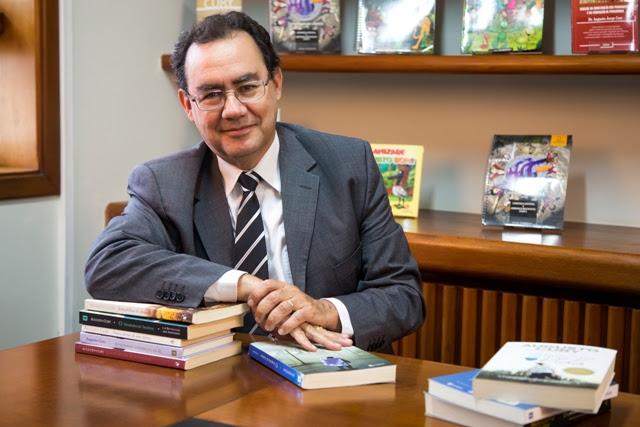 Augusto Cury no Fórum Sebrae de Conhecimento em Macapá