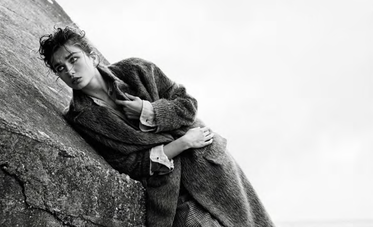 vent du nord: andreea diaconu by gregory harris for vogue paris october 2014