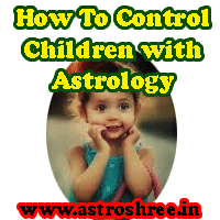 astrology to control children