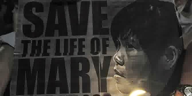 5 Kisah Mengharukan Mary Jane yang Akhirnya Batal Dieksekusi Mati