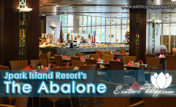 Jpark Island Resorts the Abalone Buffet Restaurant