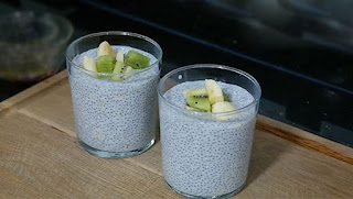 chia pudding tarifi - diyet chia pudding tarifi - KahveKafeNet