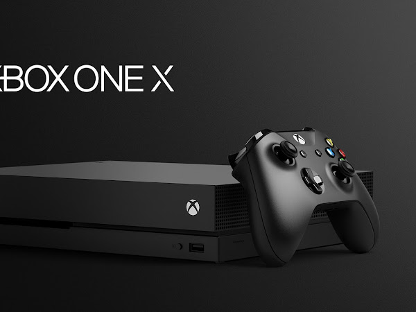 Preview - Xbox One X