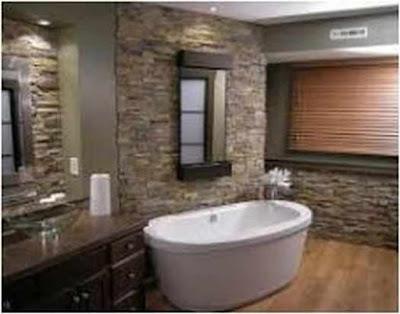 Bathroom Ideas With Stone Tile Fantastic