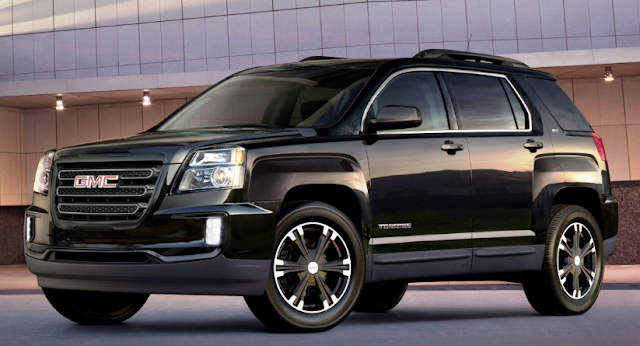 2018 gmc terrain redesign and powertrain upgrade
