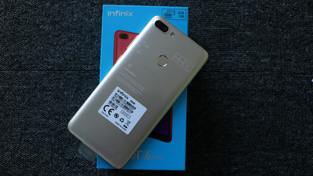 Infinix X608 Root