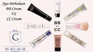 Mengenal Perbedaan BB Cream Dan CC Cream Sebelum Membeli