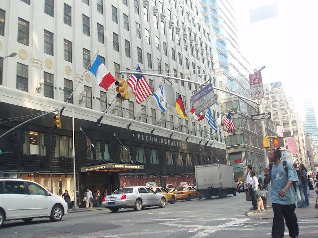 faire du shopping à new york