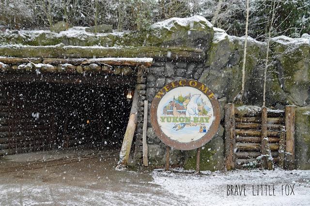 Yukon Bay Erlebnis-Zoo Hannover