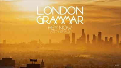 London Grammar - Hey Now ( Arty #Remix )