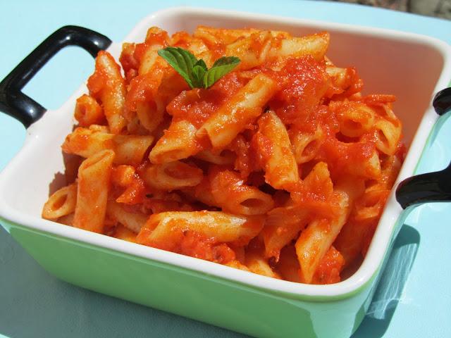 Salsa de tomate italiana para pasta Ana Sevilla