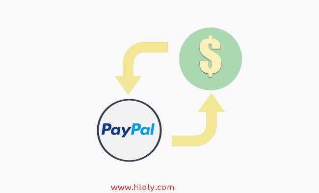 سنشرح انشاء رابط ليسهل عليك إستقبال الأموال بالباي بال مع طريقة ارسال المال لحساب معين بالباي بال