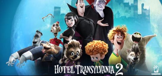 Hotel Transylvania 2 Apk Mod v1.1.54 [Dinheiro/Money]