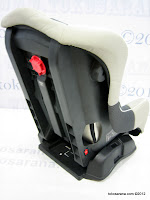 4 Baby Car Seat BabyDoes BD839 Forward Facing