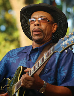 Bluesman John Primer to appear in Camden Oct. 5, 2013