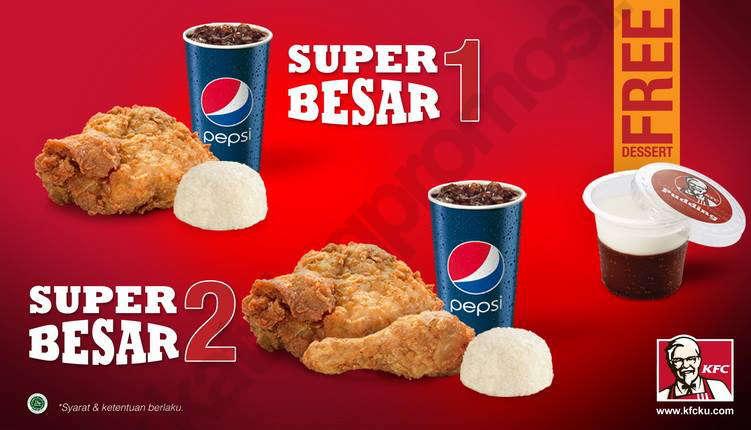 Daftar Harga Menu KFC Super Besar Terbaru:Berita dan ...