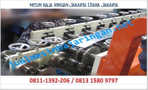 mesin baja ringan Jakarta Utara Jakarta
