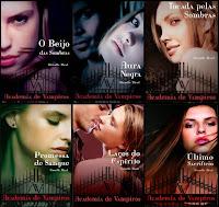 Resultado de imagem para academia de vampiros livros