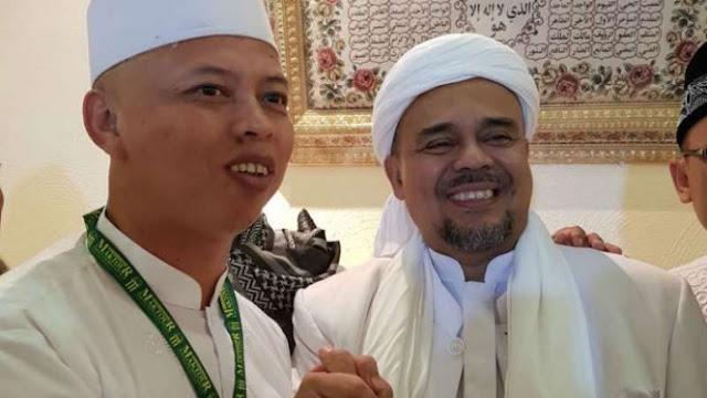 Joko Widodo Sudah Minta Restu HRS