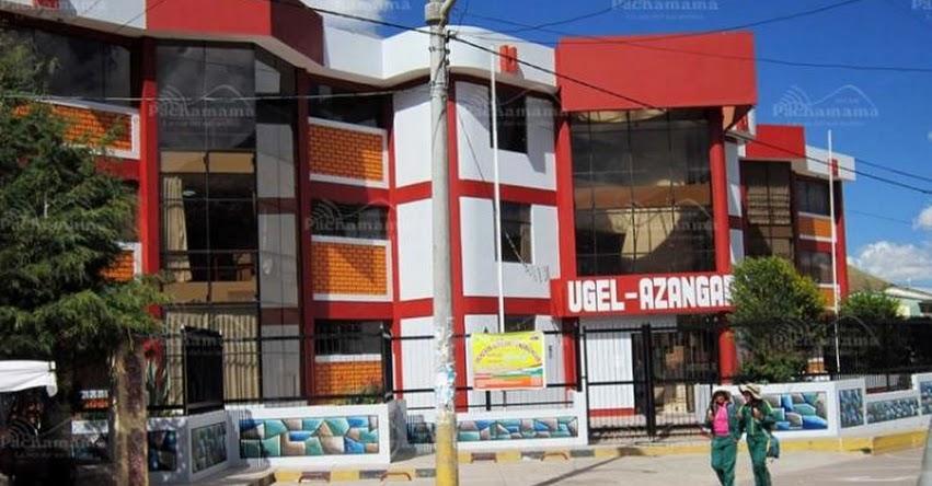 Abren proceso administrativo a dos directores de colegio en Azángaro - Puno, por mal uso de dinero