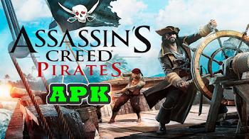 Descargar Assassins Creed Pirates mod APK+DATOS