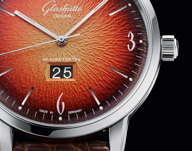 Glashütte Original Sixties Panorama Date Annual Edition 2019